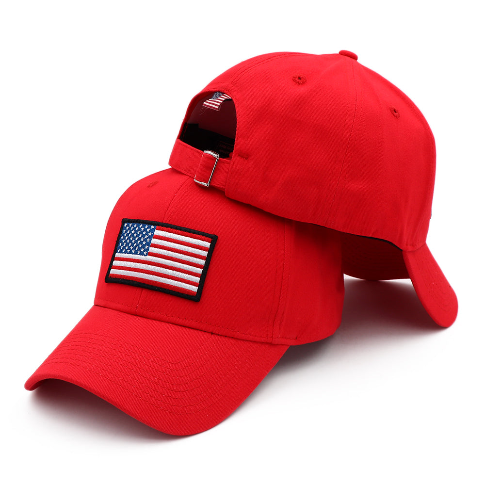 USA Flag Hat (Made in USA!)