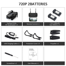 Load image into Gallery viewer, Eachine E520S GPS FOLLOW ME WIFI FPV Quadcopter With 4K/1080P HD Wide Angle Camera Foldable Altitude Hold Durable RC Drone