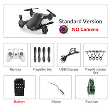Load image into Gallery viewer, Eachine E61/E61hw Mini Drone With/Without HD Camera Hight Hold Mode RC Quadcopter RTF WiFi FPV Foldable Helicopter VS HS210