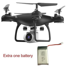 Load image into Gallery viewer, Dropshipping HJ14W WIFI FPV HD Foldable RC Quadcopter Camera Drone Set Foldable Helicopter Airplane Dron Extra Battery