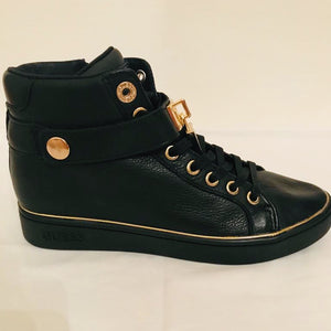 GUESS Black Ankle Boot