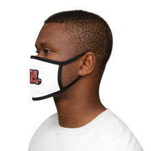 Load image into Gallery viewer, LETS GO BUCS Mixed-Fabric Face Mask