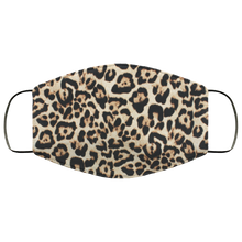 Load image into Gallery viewer, leopard print FACE MASK