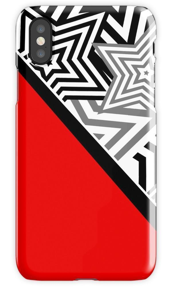Persona 5 Star Mobile Cover