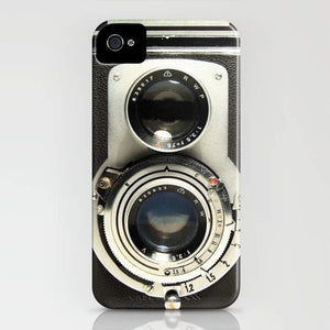 Vintage Camera Mobile Cover