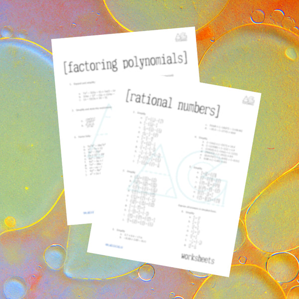 Factoring Polynomials 2 - AG Tutoring