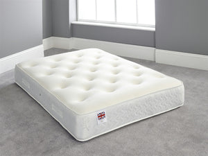 Dual Turn Mattress With Memory Foam Layer