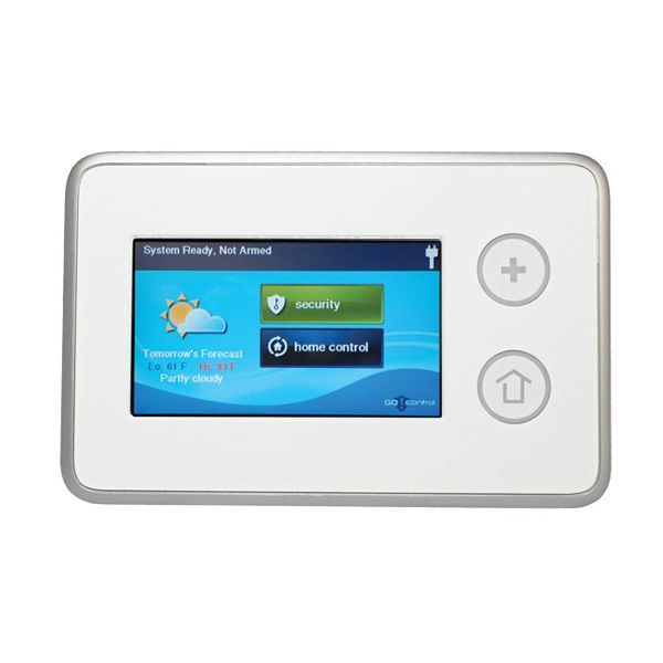 2GIG Wireless Touch Screen Keypad for GC2 Panel