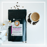 Coffee Infused with Schisandra & Sea Buckthorn. Organic Extracts | Heart Healthy Blend	STAY YOUNG AT HEART! This special coffee blend gets its energy from Schisandra, an adaptogenic herb that has been found to improve blood circulation by as much as 9% in a week. TRY NOW!	HEART ENERGY COFFEE