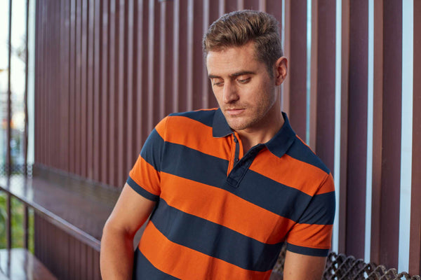 Top Stylish Ways to Wear a Polo T-shirt for Men