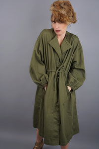 Vintage 1990's A-Line Army Jacket