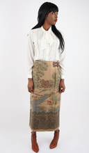 Load image into Gallery viewer, Vintage Ralph Lauren River Country Skirt