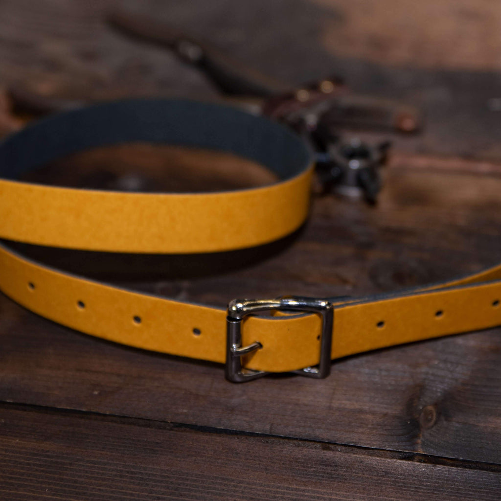 Leather Shoulder Straps