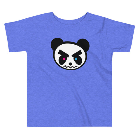 Karma Ace: Grumpi Panda Head - Toddler Short Sleeve Tee
