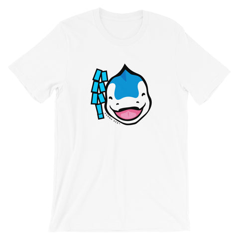 Karma Ace: Ha Ha Ha! - Short-Sleeve Unisex T-Shirt