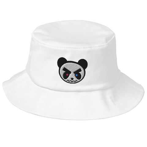 Karma Ace: Grumpi Head - Old School Bucket Hat