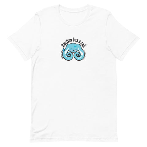 Karma Ace: BunBun Tears - Short-Sleeve Unisex T-Shirt