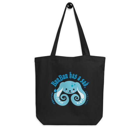 Karma Ace: BunBun Tears - Eco Tote Bag