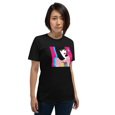 Karma Ace: Okashi Dream - Short-Sleeve Unisex T-Shirt