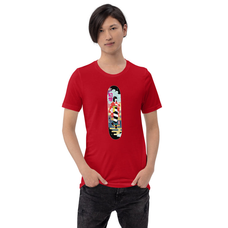 Karma Ace: Illusion Dreamie - Short-Sleeve Unisex T-Shirt