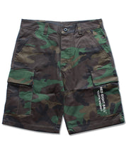 STANDARD ISSUE CAMO SHORTS