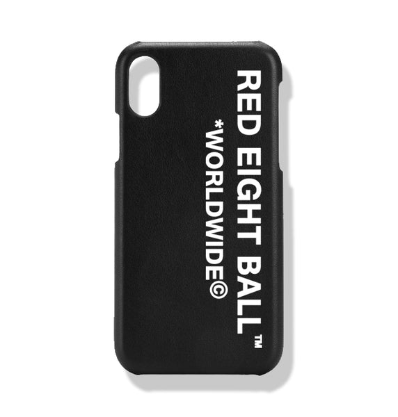 WORLDWIDE LOGO IPHONE X CELL PHONE CASE