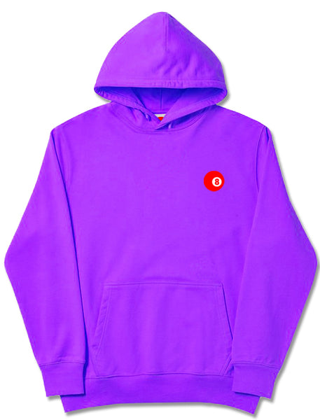 RED 8-BALL™ LOGO HOODIE