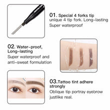 Load image into Gallery viewer, Vivix- Deluxe Eyebrow Microblading Pen