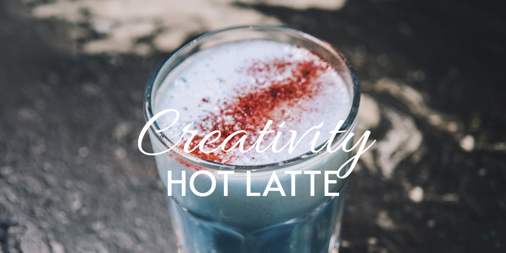 CREATIVITY Hot Latte