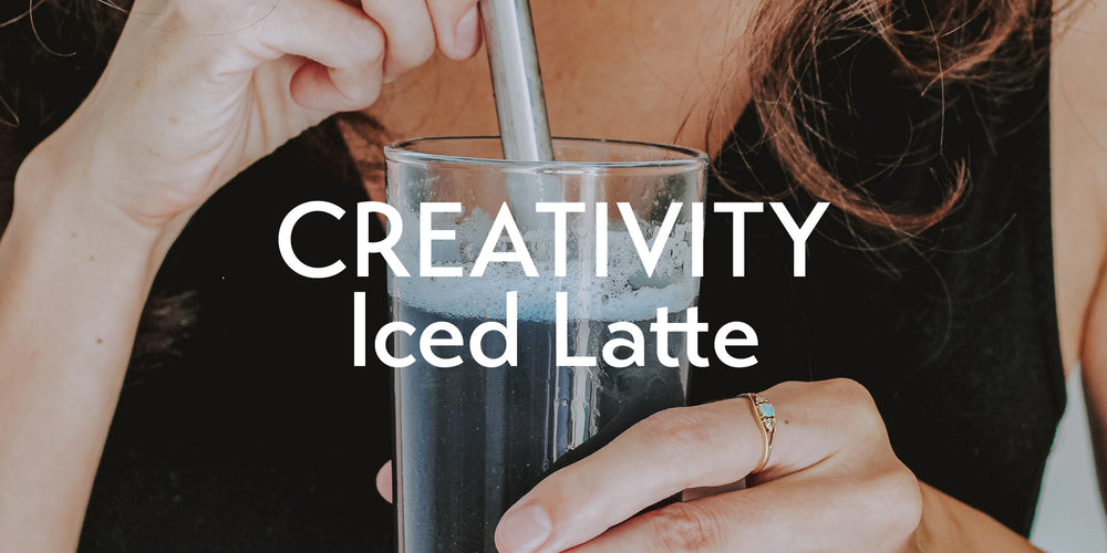 CREATIVITY Iced Latte