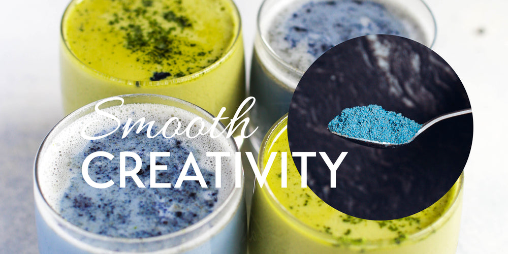 Smooth CREATIVITY Blend