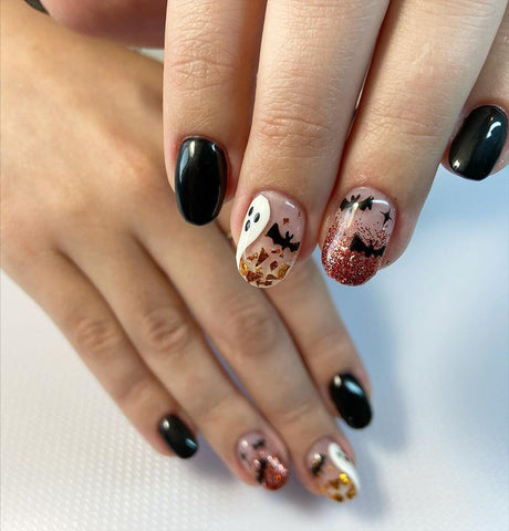 halloween nail design ideas 2020