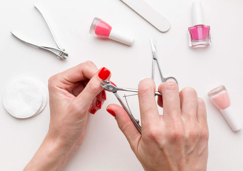 How to Take Care of Your Nails at Home? 10 Tips for Healthy & Strong Nails.