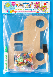 4x4 - Craft Activity Pack