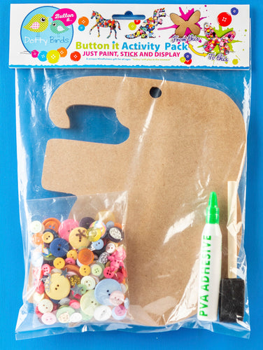 Elephant - Craft Activity Pack