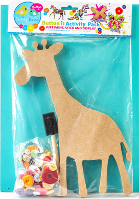 Giraffe - Craft Activity Pack