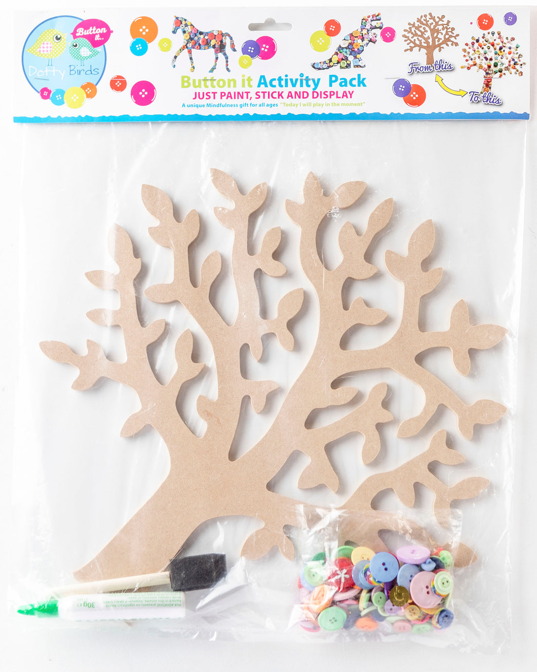 Large Tree - Craft Activity Pack