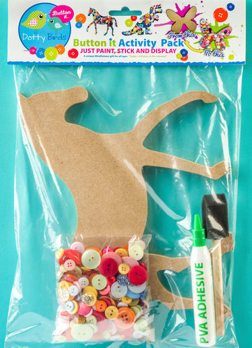 Horse - Craft Activity Pack
