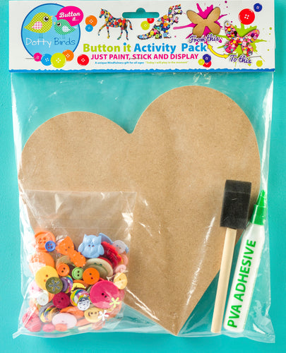 Heart - Craft Activity Pack