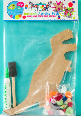 Dinosaur - Craft Activity Pack