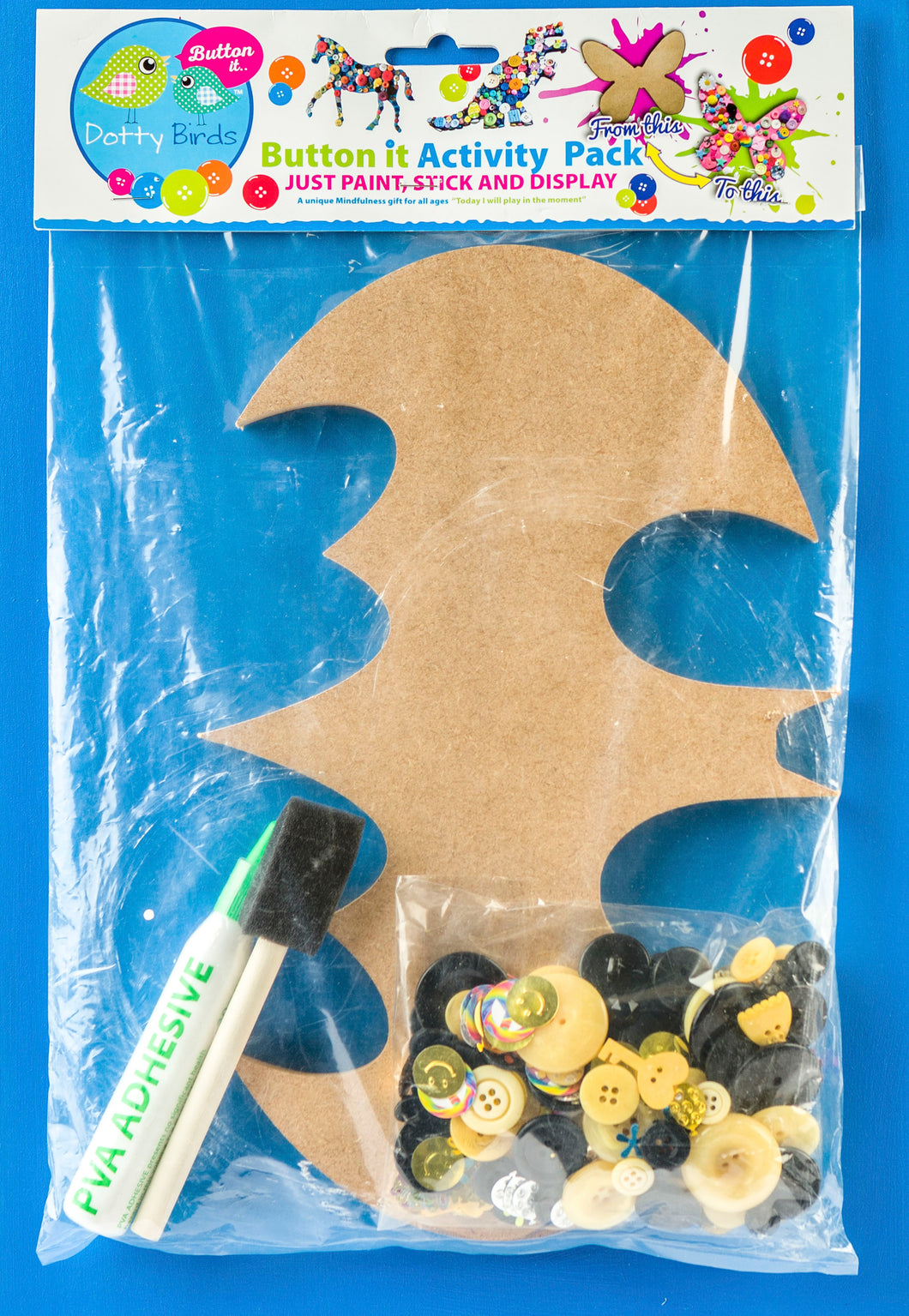 Bat - Craft Activity Pack