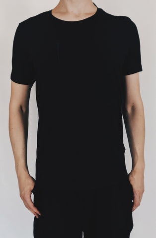 BLK DRP Shirt BLACK PRINT