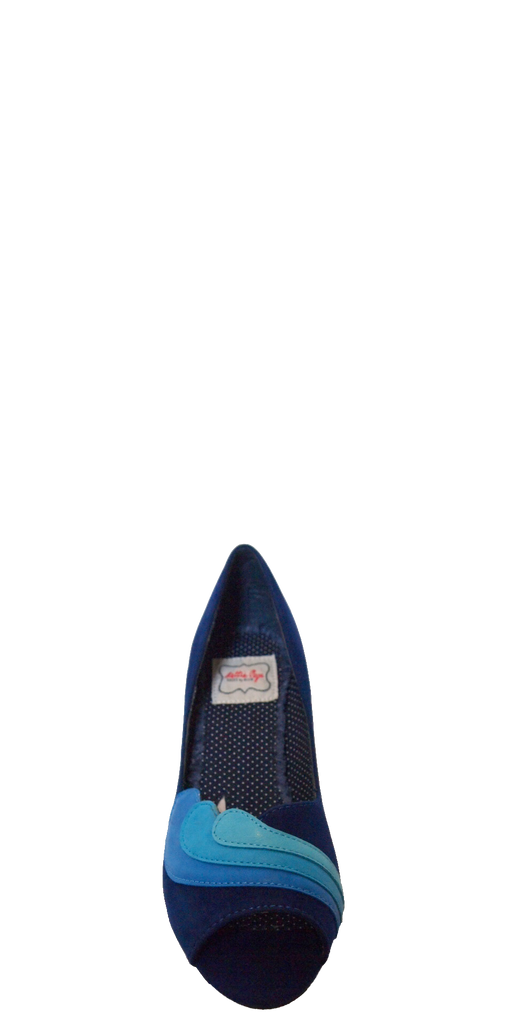 Picture of Blue Suede Shoes Shoes