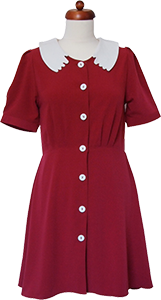Picture of Paper Moon Dress    (Strawberry)