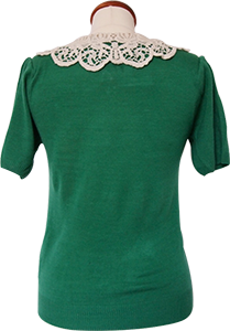 Picture of Another Pearl Top (Emerald)