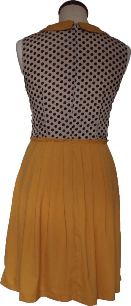 Picture of Mellow Yellow Dress