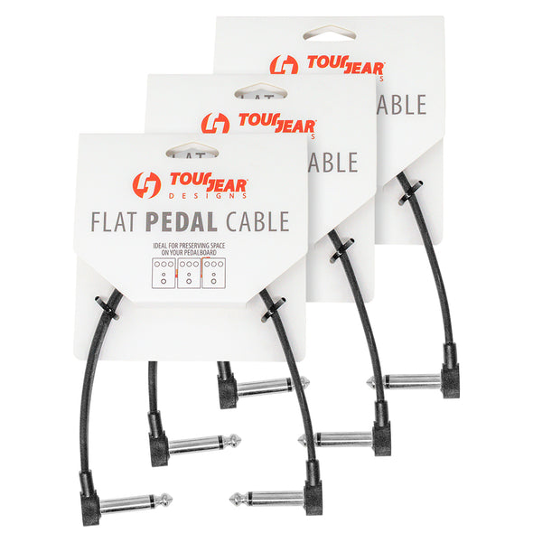 "10"" Flat Pedal Cable"