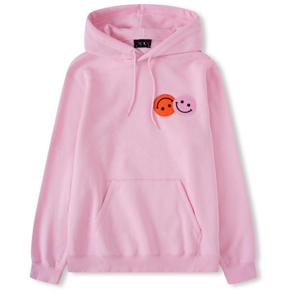 Luck Find Smile Hoodie