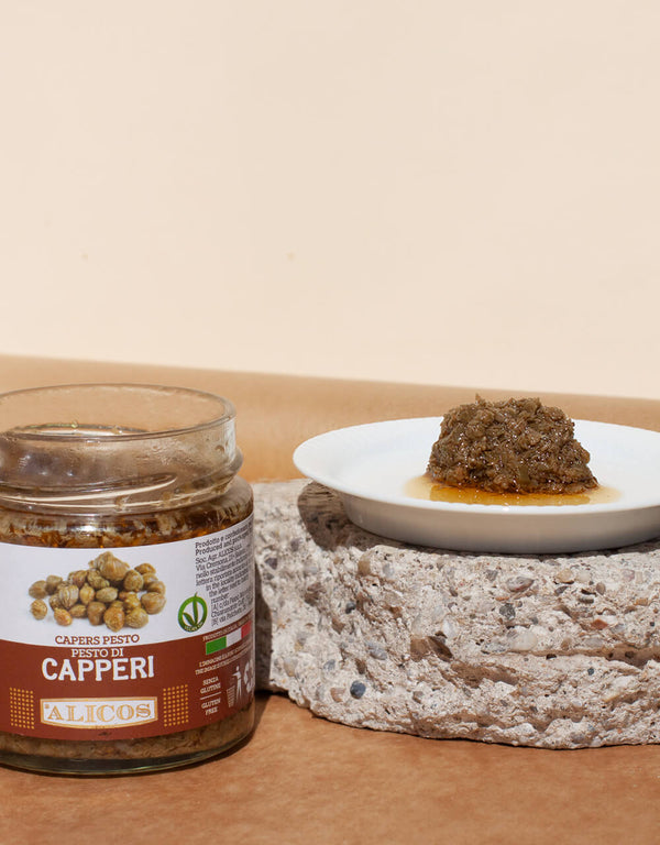 PESTO DI CAPPERI