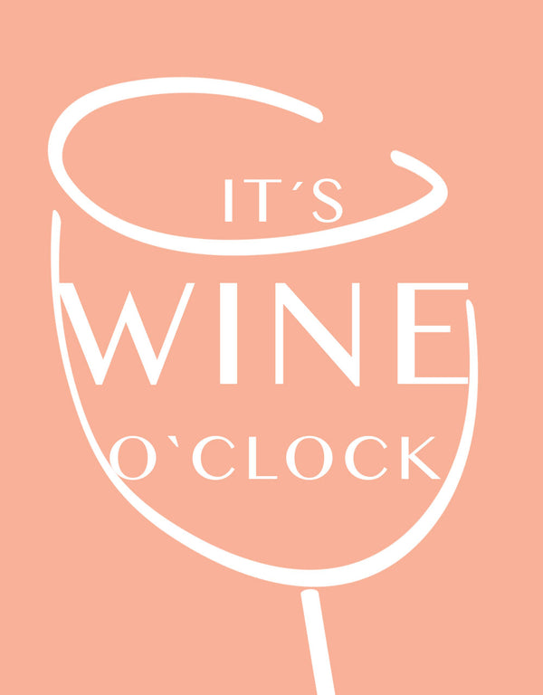 WINE O' CLOCK - BOX